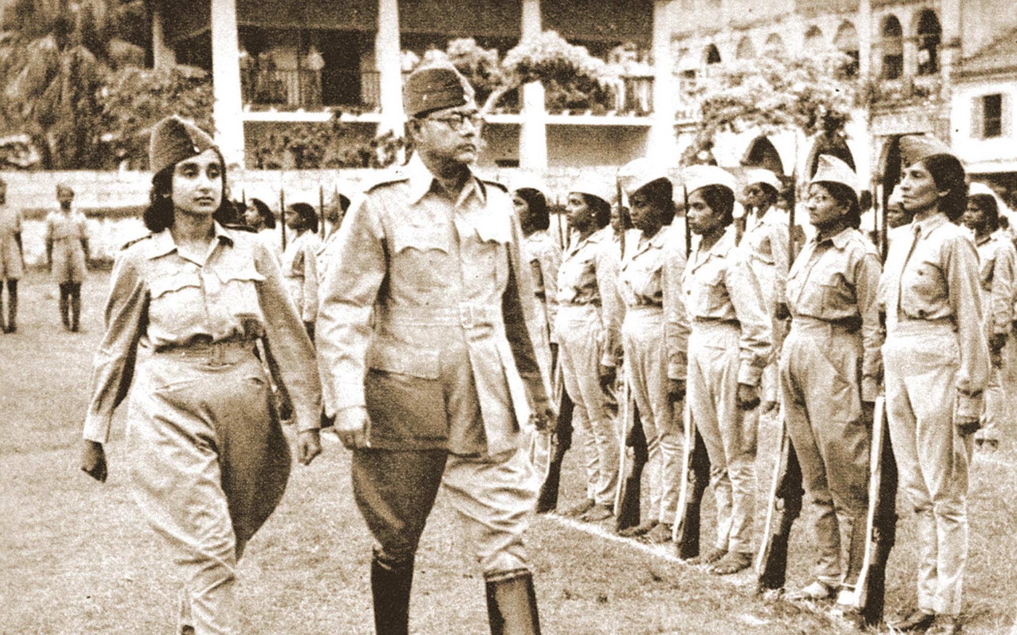 Image result for lakshmi sahgal